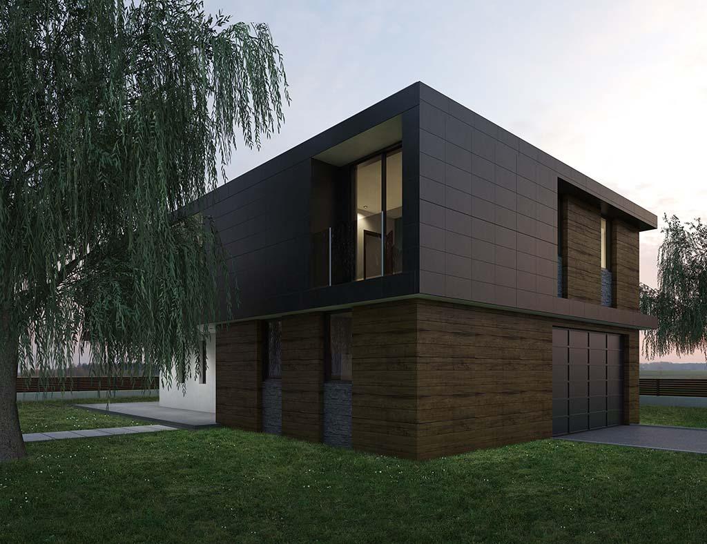diseño casa moderna JEREM 4