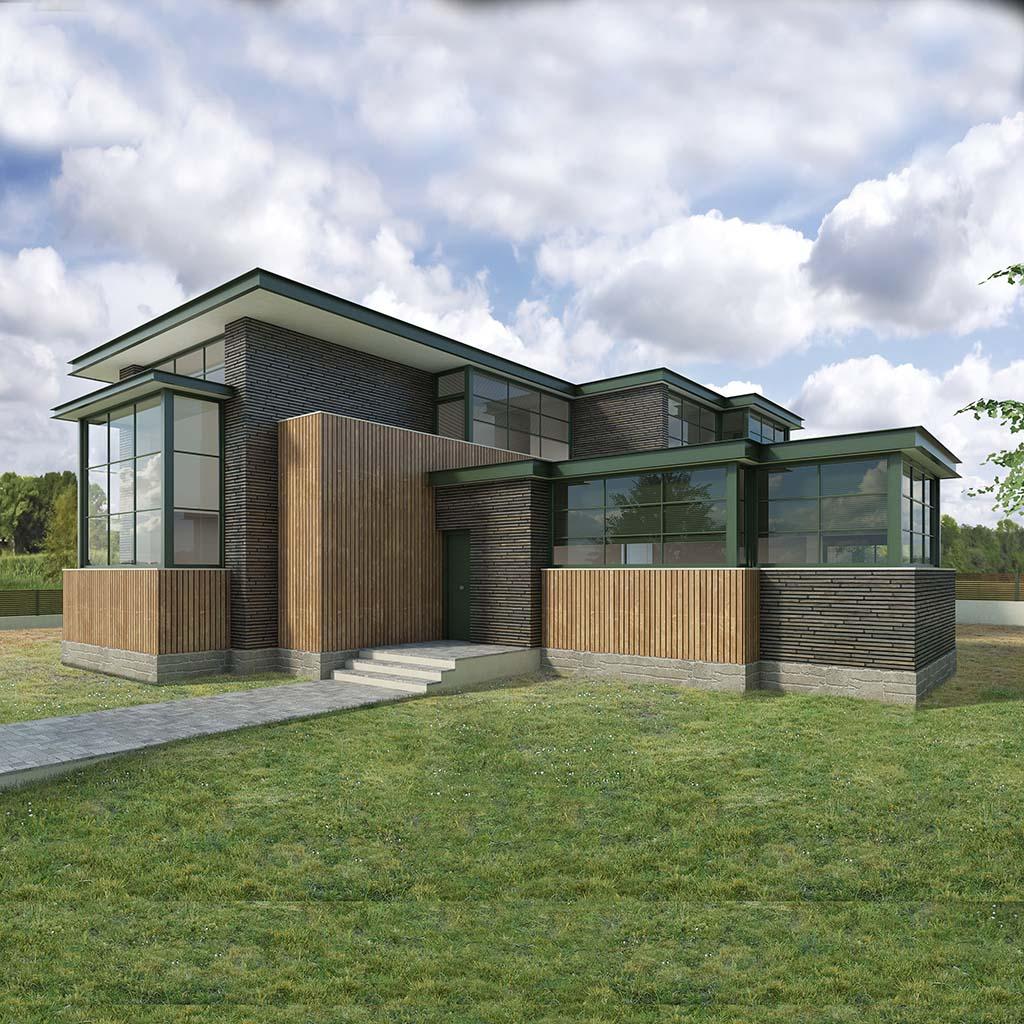 diseños de casas MARLOCK 2