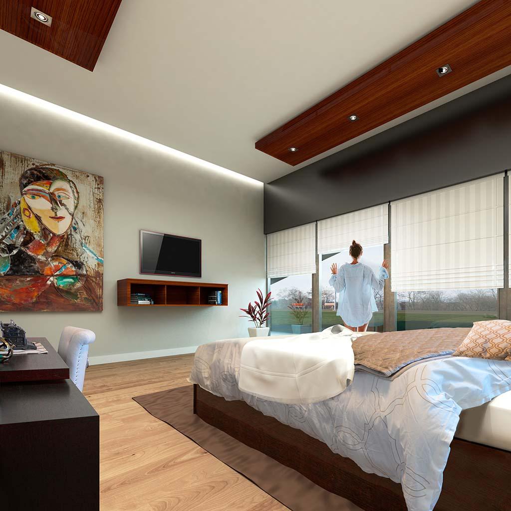 Diseño Casa moderna SIT-05