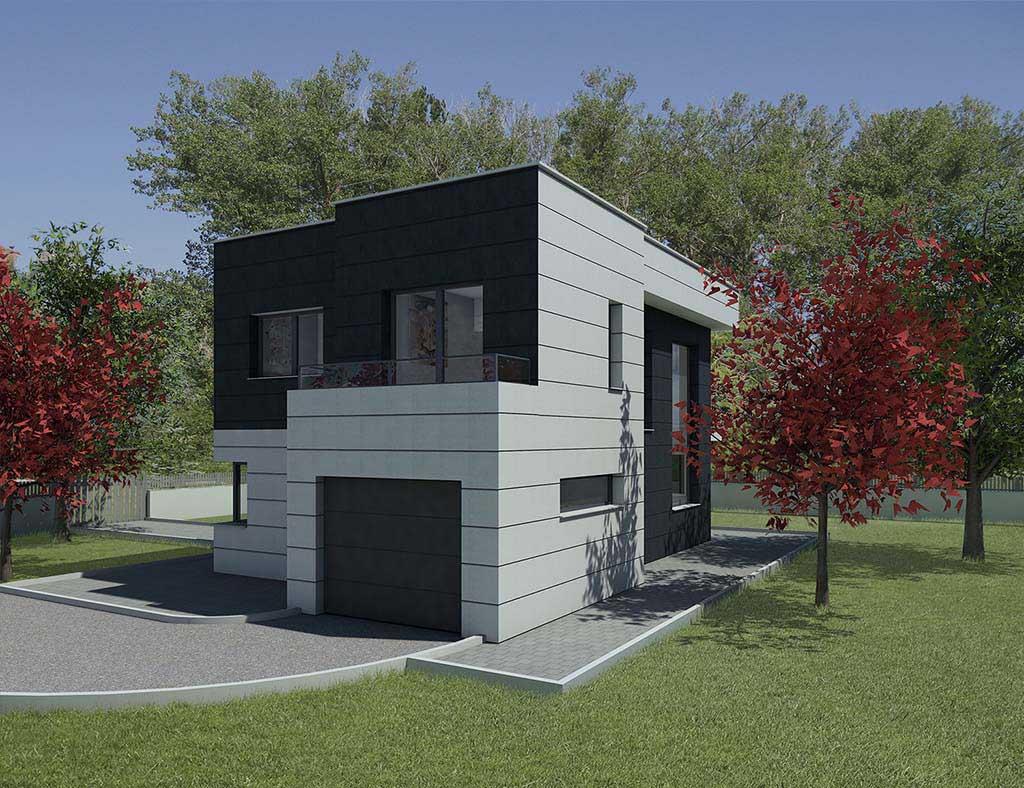 Cu nto cuesta construir una casa contrucci n de casas y - Precio m2 construccion chalet ...