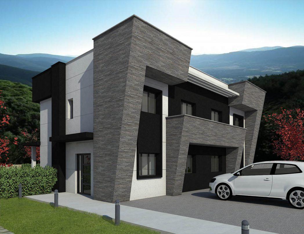 Construcción casas ROSE