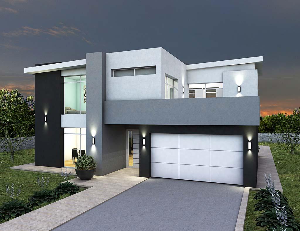 Construcción de casas EME 2N