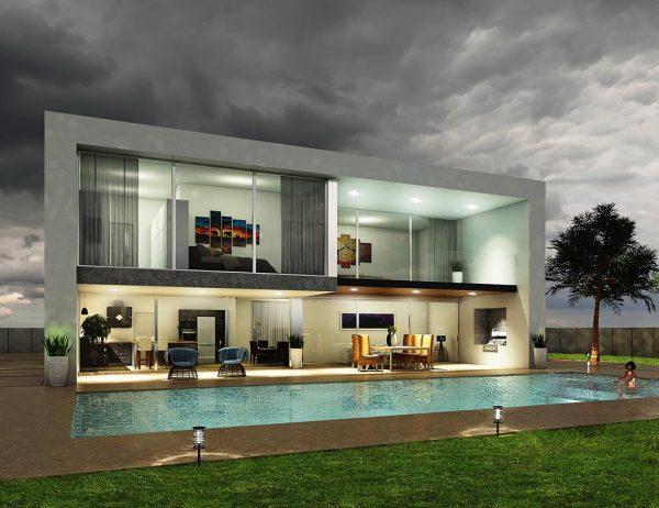 Diseño construir casa TORRELODONES