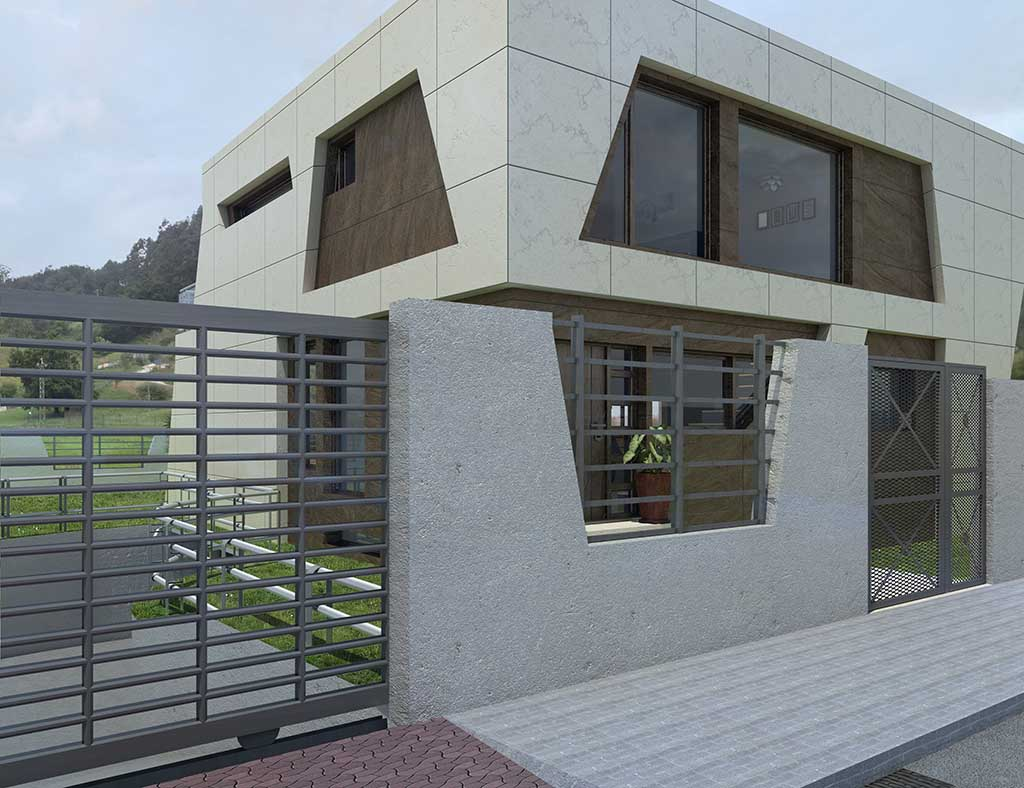 Construcción de casas VILLALBA 2