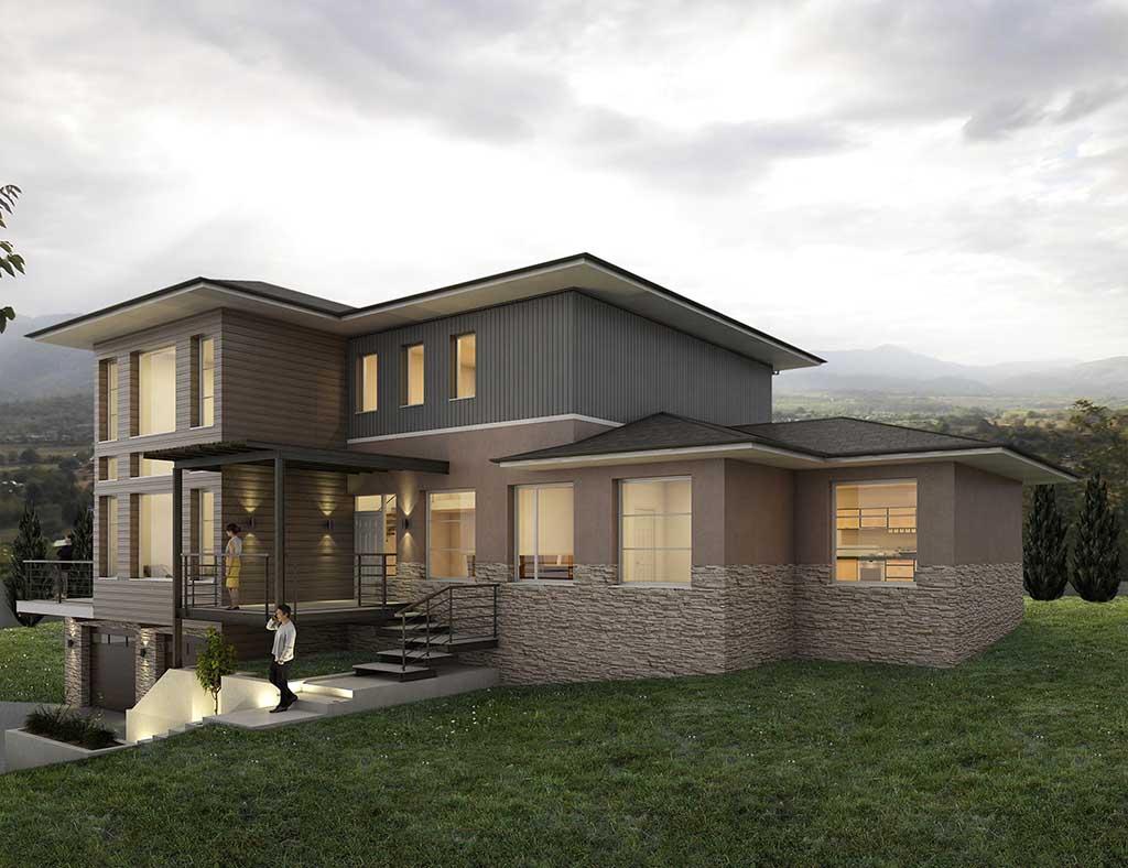 Construcción de casas ALCORCÓN