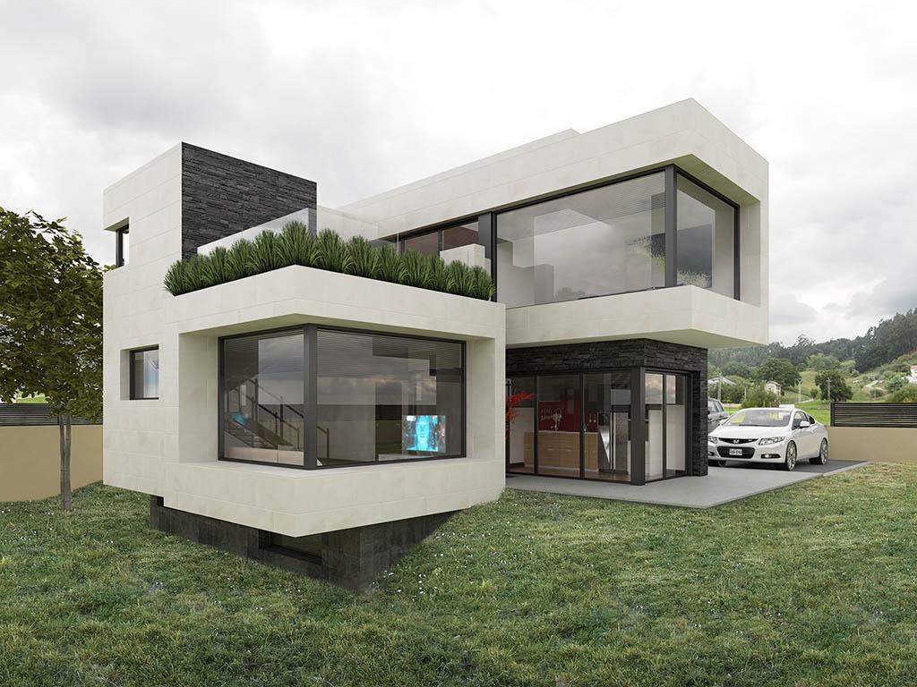 Construcción de casas ARANJUEZ