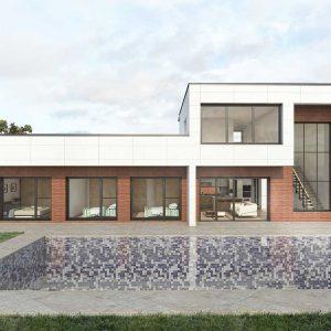 Diseño construir casa GUADARRAMA