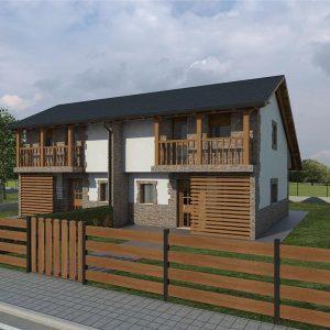 Diseño construir casa GUADALIX