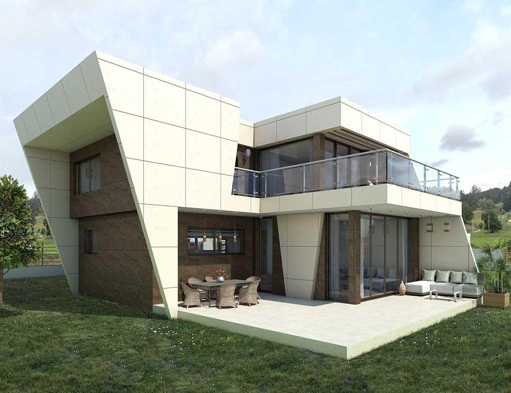 Construcción de casas VILLALBA