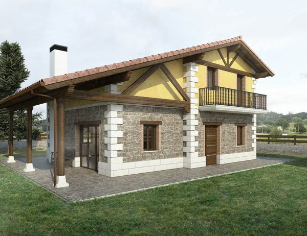 Diseño construir casa PINTO