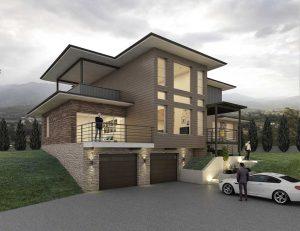 Diseño construir casa PINTO 2