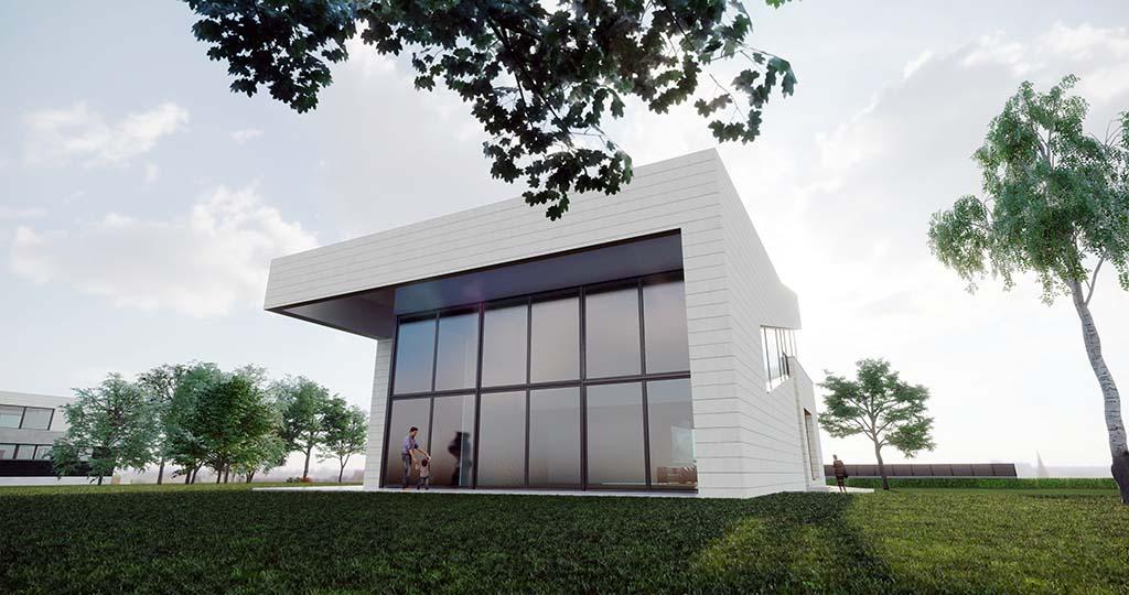 Diseño casa moderna NIAL 4