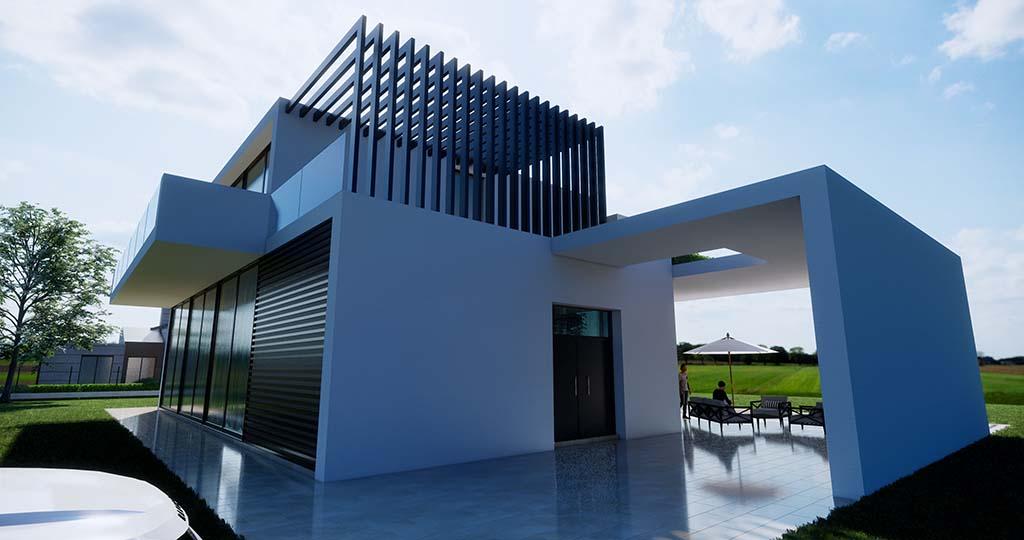 Diseño construccion casa NEOS 2