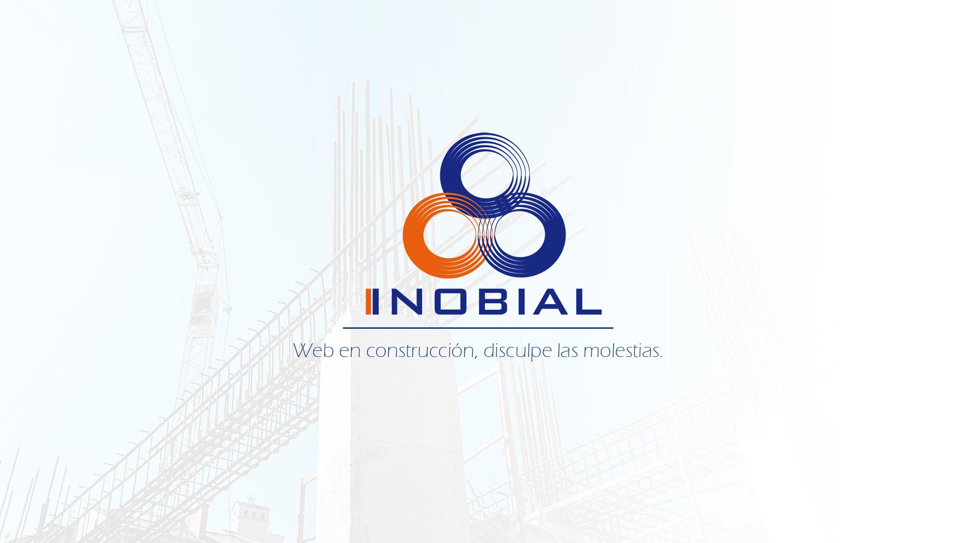 Web en construccion INOBIAL