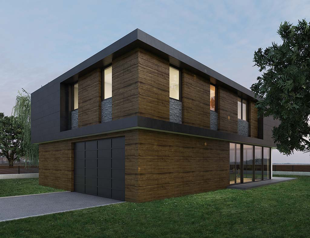diseño casa moderna JEREM 3