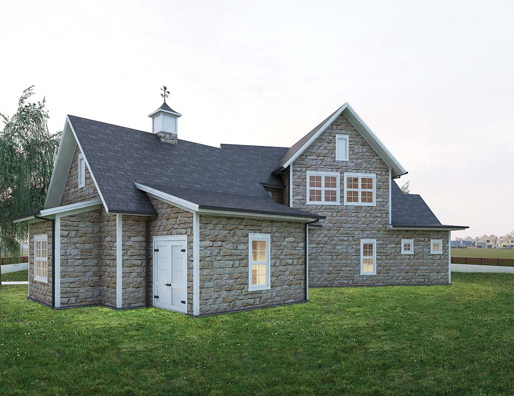 diseño casa tradicional ELOM 4