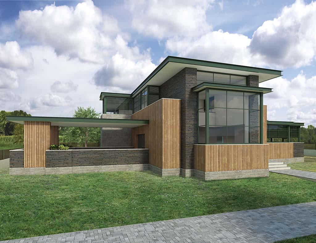 diseños de casas MARLOCK 1