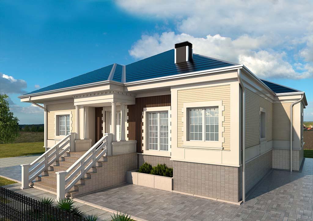 Diseño casa tradicional RUBRIOL-00