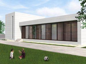 Diseño construir casa AMANTIS
