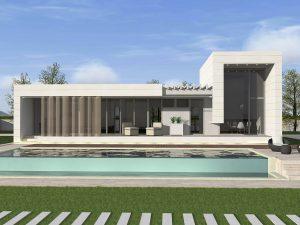 Diseño para construir casa AMANTIS