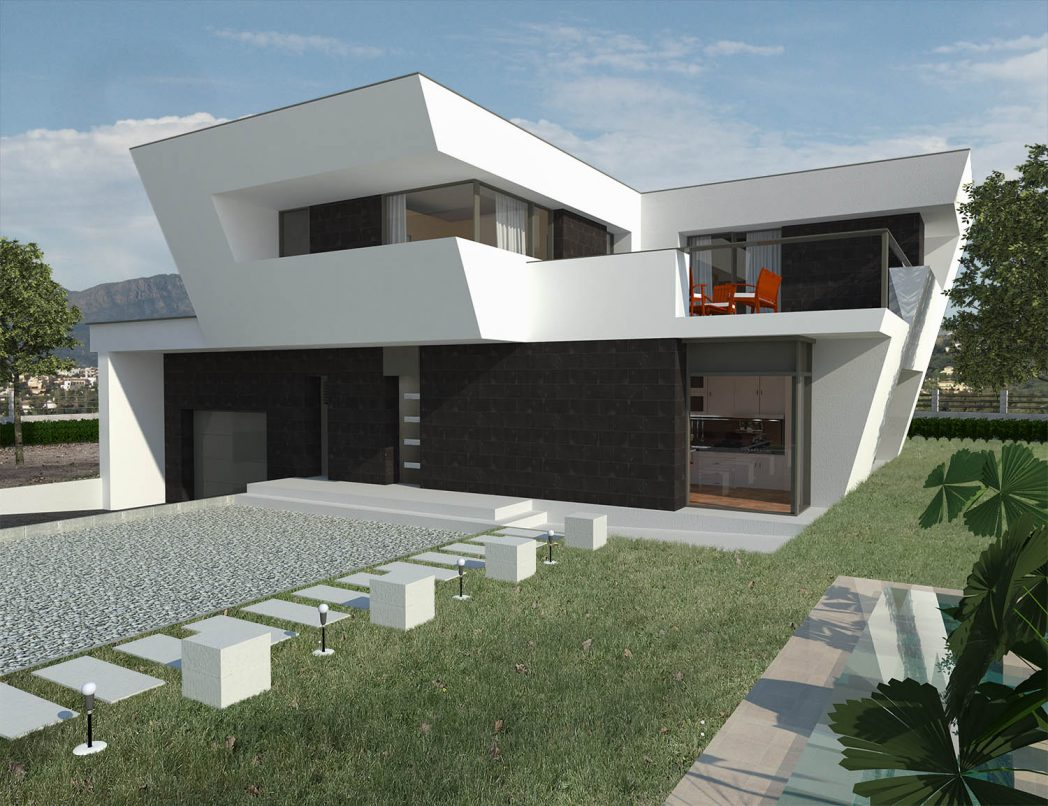 Construcción casas CLEO