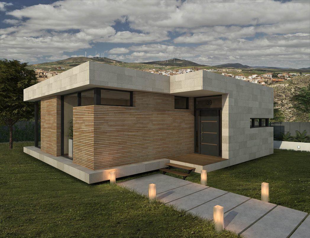 Construcción casas SERIL