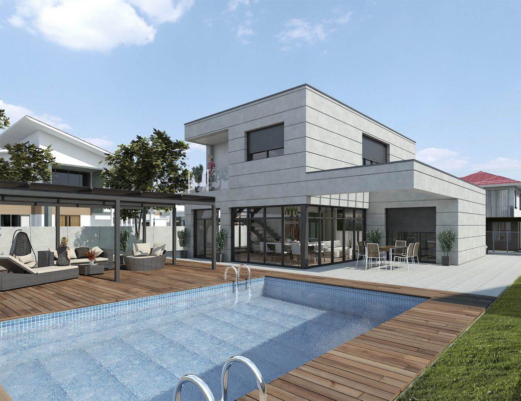 Construcción casas MIRANDA