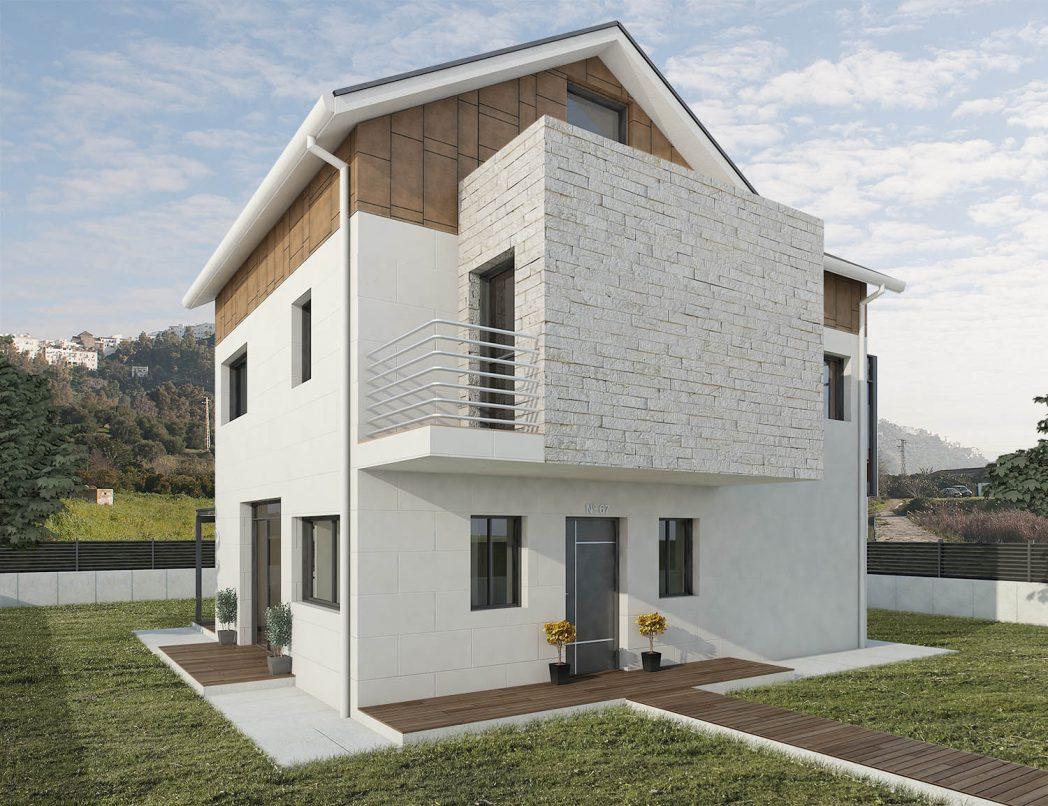 Construcción casas EMERALD 2