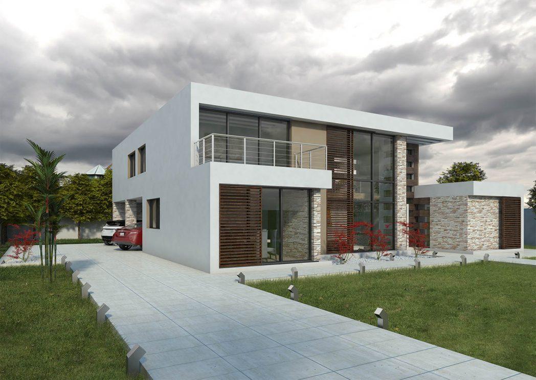 Construcción casas REPION 4
