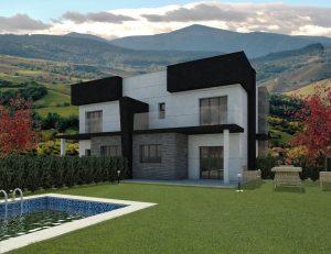 Diseño construir casa ROSE 2