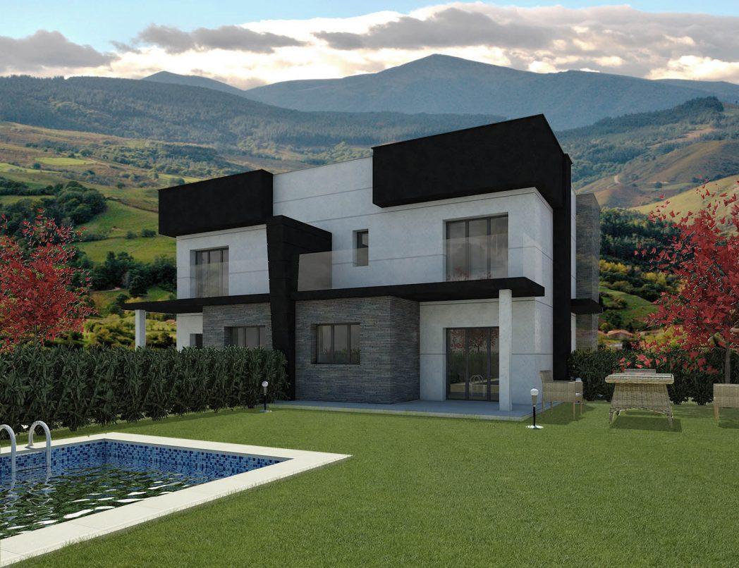 Construcción casas ROSE 2