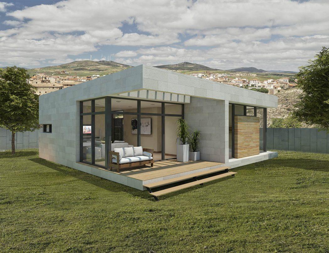 Construcción de casas SERIL