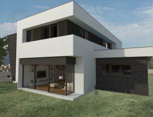 Diseño construir casa CLEO 4