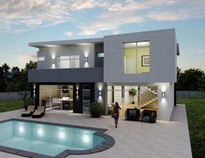 Diseño construir casa EMEN