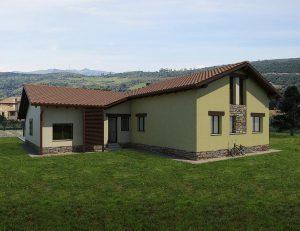 Diseño construir casa VILLAGE