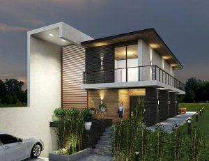 Diseño construir casa AMATRIA 2