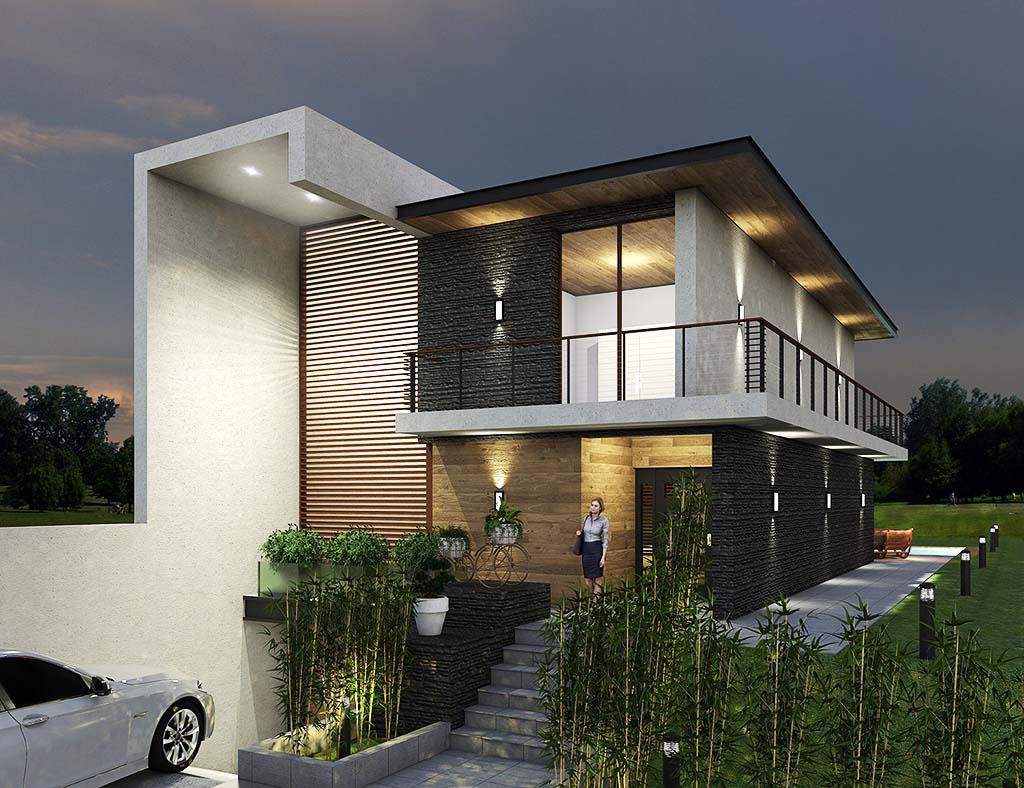 Construcción casas AMATRIA 2