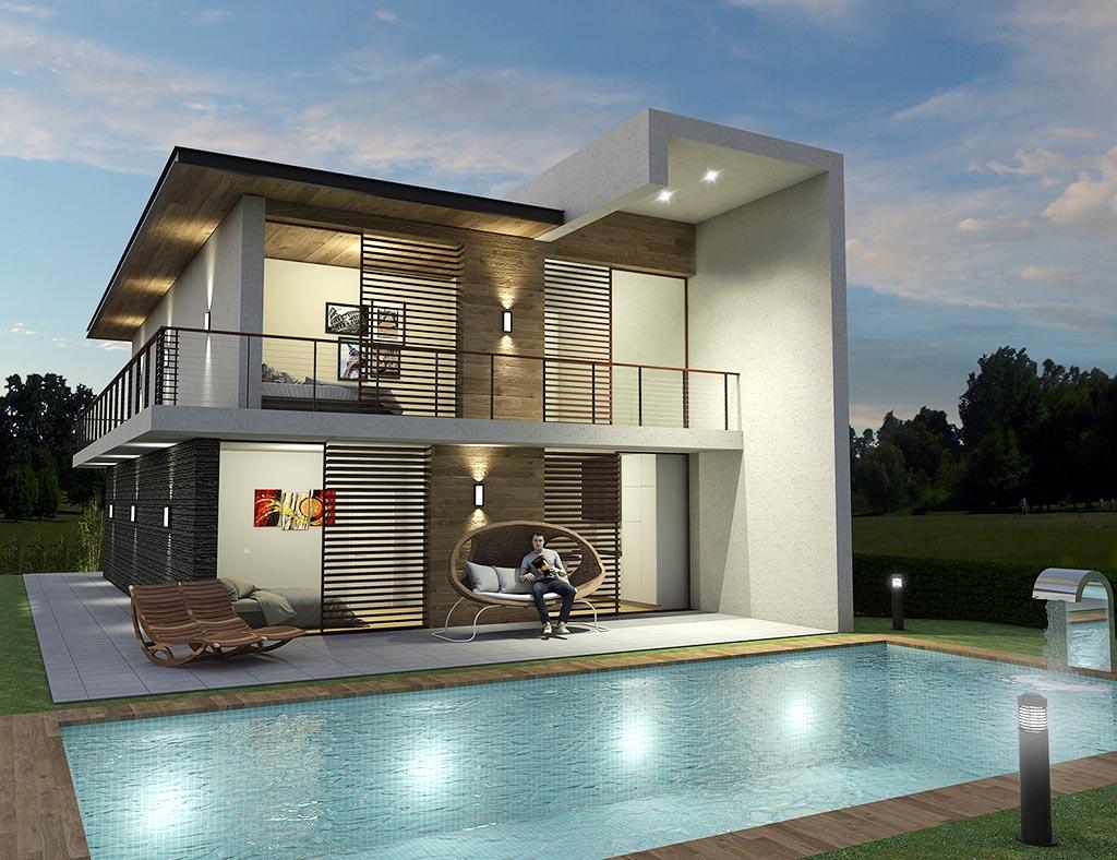 Construcción casas AMATRIA
