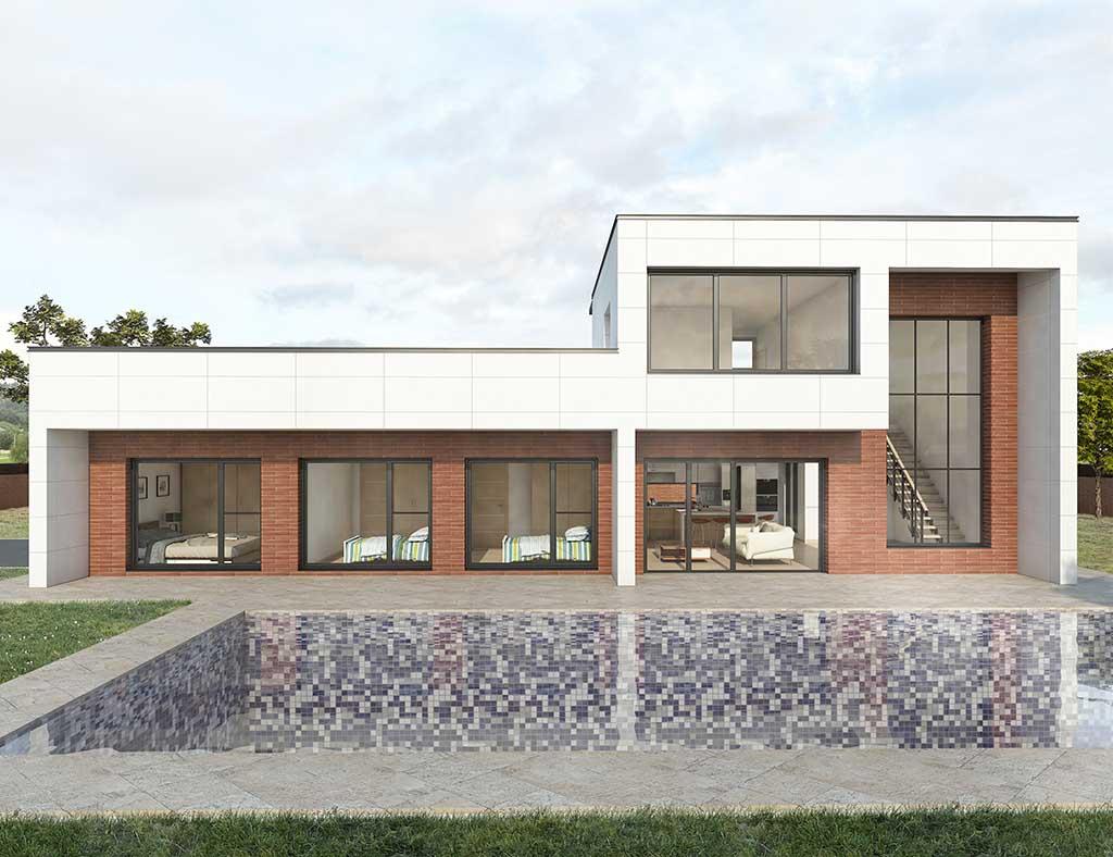 Construcción de casas GUADARRAMA