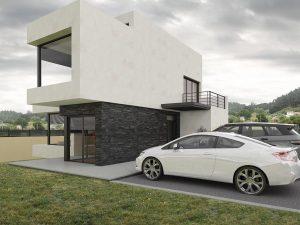 Diseño construir casa ARANJUEZ 2