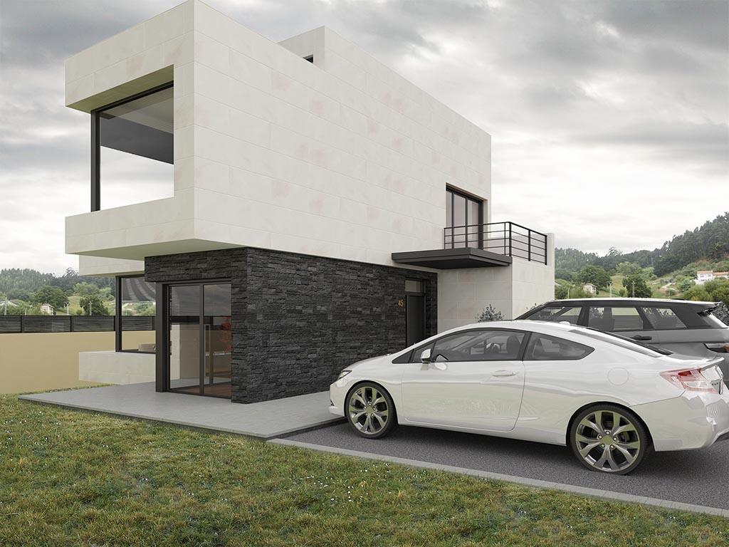 Construcción de casas ARANJUEZ 2