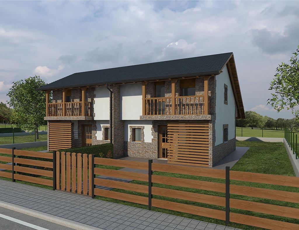 Construcción de casas GUADALIX