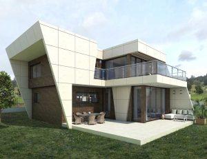 Diseño construir casa VILLALBA 2