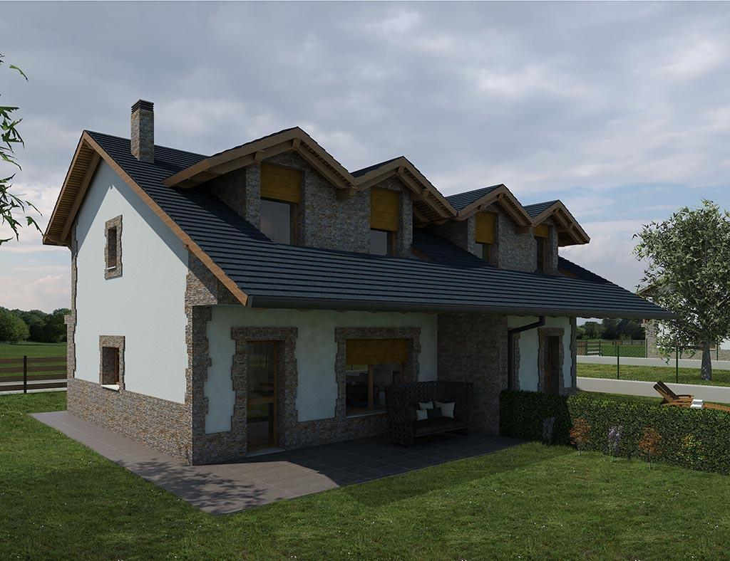 Construcción de casas GUADALIX 2