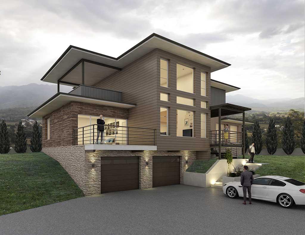 Construcción de casas PINTO 2