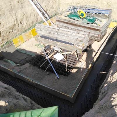 03 Construccion casa Cubas de Sagra square