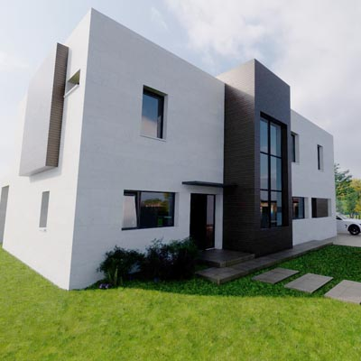 04 Diseño Casa Villaviciosa de Odon square 2