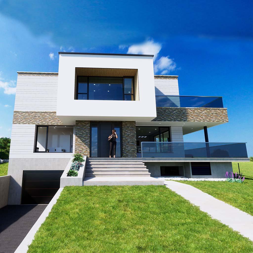 Diseño construccion casa DIAL 1