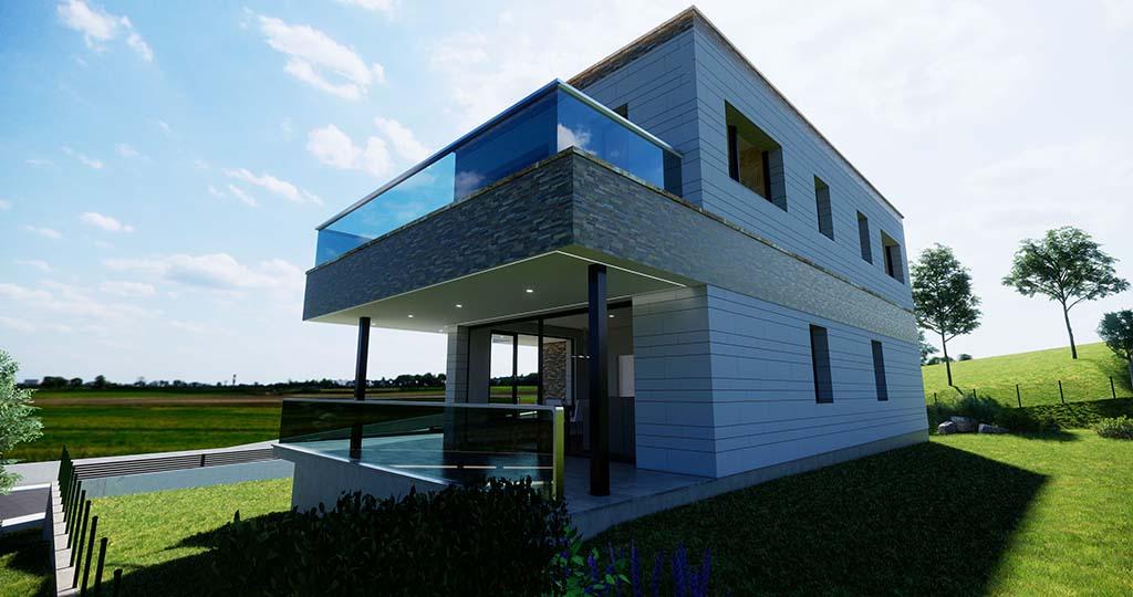 Diseño construccion casa DIAL 4