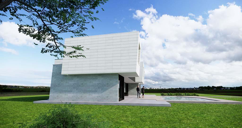 Diseño construccion casa MENTHA 4